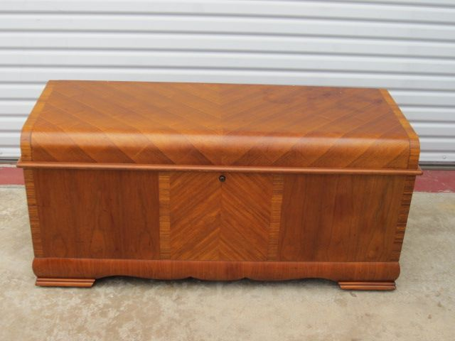 Chest Trunk Makeover