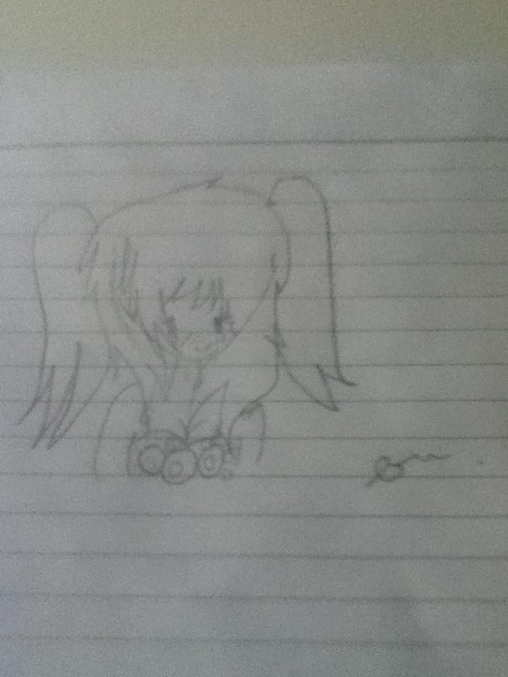 Mini art. :D