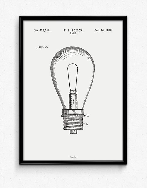 Light Bulb - Available at www.bomedo.com