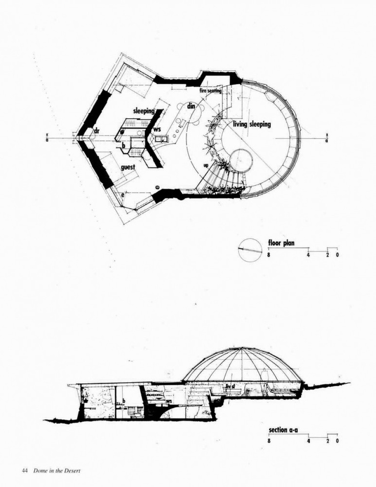 26 best Architect Paolo Soleri images on Pinterest