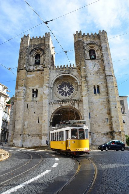 Cathedral, Lisboa, Portugal