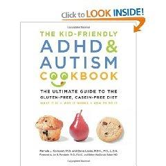 ADHD & Autism CookbookKids Friends Adhd, Gfcf, Ultimate Guide, Recipe, Autism Cookbooks, Casein Fre Diet, Add Adhd, Gluten Free, Glutenfree