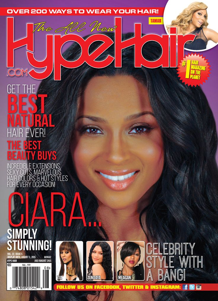 24 best hype hair magazine covers images on pinterest hype hair ciara cover the julyaugust 2015 issue of hype hair magazine with classic but crush pmusecretfo Images