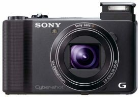 Sony Cyber-shot DSC-HX9V Review Image
