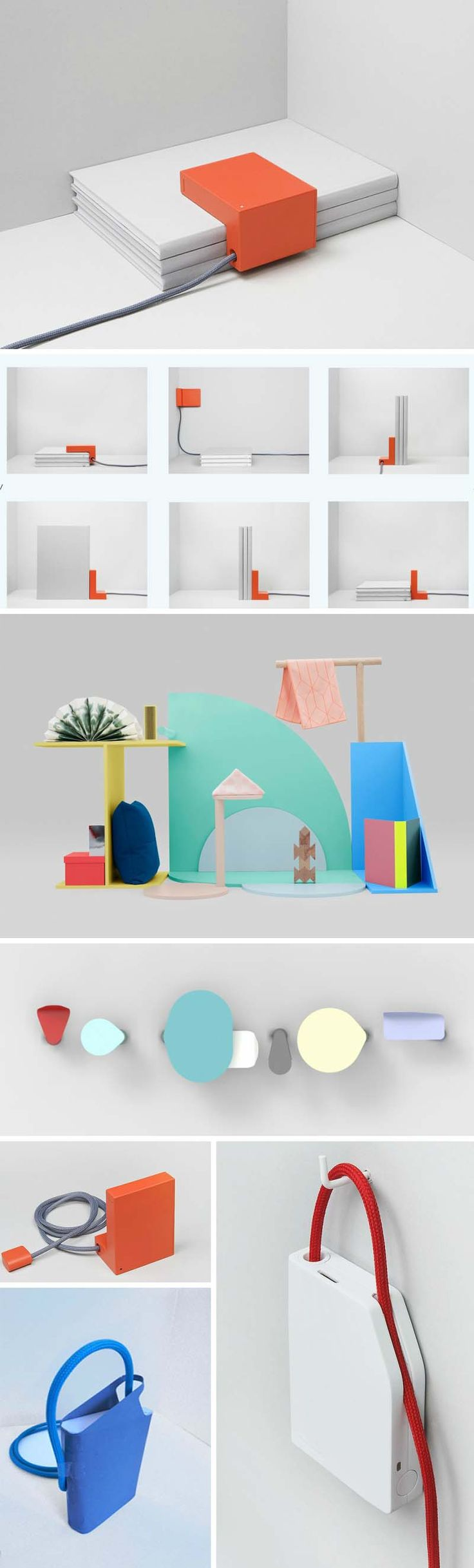 Beautiful Industrial Design from Office for Design in Stockholm, Shane Schneck, furniture design and product design, modem/router design, strike matches