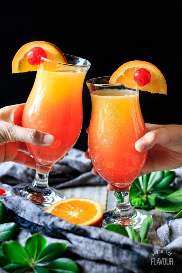 Sweet Sunrise With A Twist Savor The Flavour Recipe In 2020 Non Alcoholic Drinks Best Non Alcoholic Drinks Alcoholic Drinks
