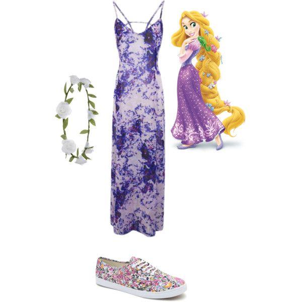Rapunzel Hipster (Dress Edition)