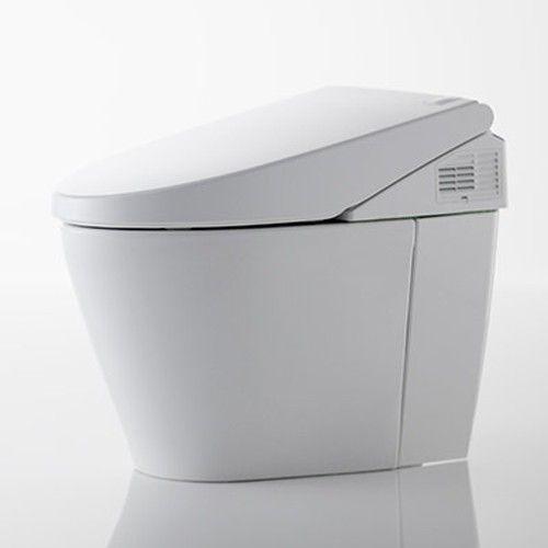 Modern Bidet | YBath Neorest 550H One-Piece High-Efficiency Toilet from TOTO