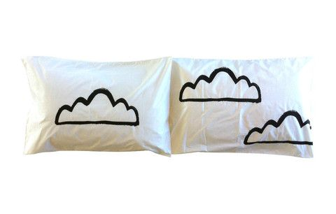 Cloud Pillowcase Set