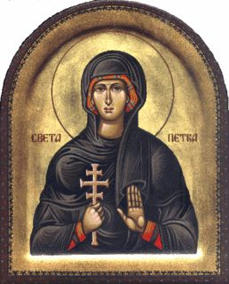 Žitije prepodobne Majke Paraskeve – život Svete Petke