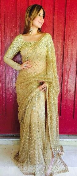 The full length.  Sabyasachi.