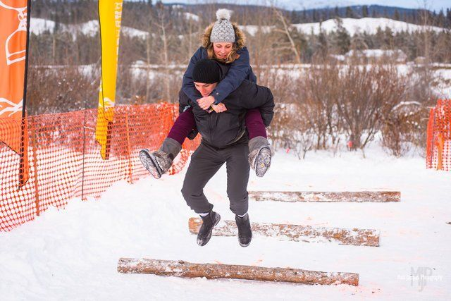 'Partner Packing' and the High Kick are some of the new contests designed to test your strength and skills at the popular #Rendezvous Mad(am) Trapper competition, Feb. 23 through 25 at Shipyards Park https://loom.ly/GgK10Uo