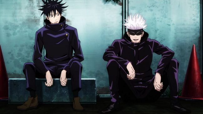 Jujutsu Kaisen Episode 3 Discussion Gallery Anime Shelter In 2021 Jujutsu Anime Anime Guys