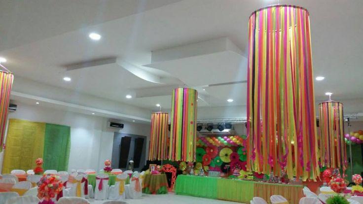 decoración del salon