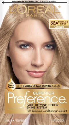 L'Oreal Paris Superior Preference Les True Brunettes Permanent Hair Color Ultra Light Ash Brown UL 61 at Walgreens. Get free shipping at $35 and view promotions and reviews for L'Oreal Paris Superior Preference Les True Brunettes Permanent Hair Color Ultra Light Ash Brown UL 61