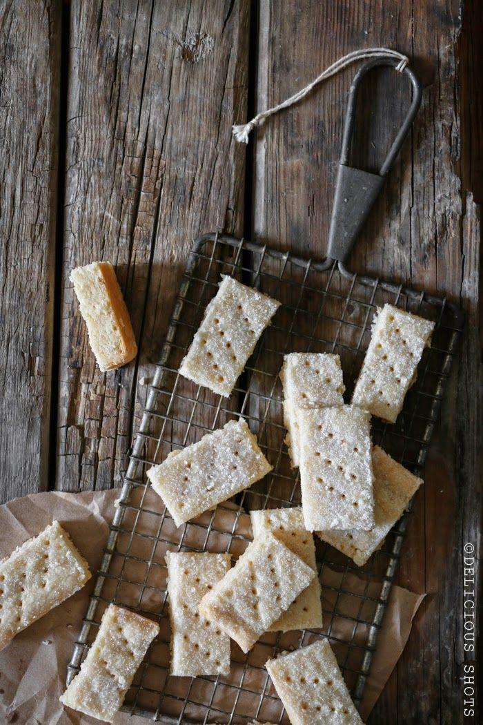 Delicious Shots: Shortbread Cookies