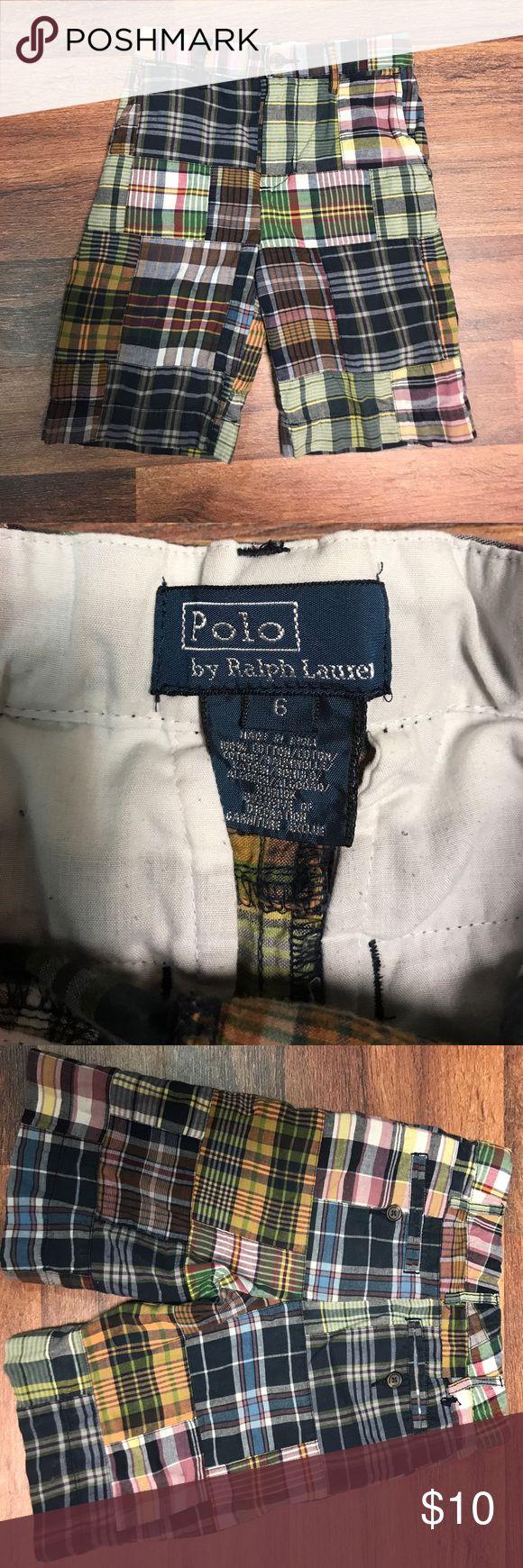 Polo by Ralph Lauren Shorts Size 6 little boys! GREAT CONDITION! Polo by Ralph Lauren Bottoms Shorts