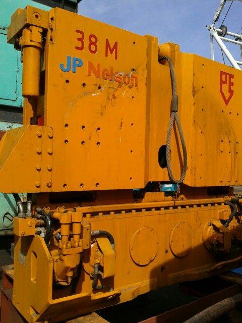 #Hydraulic Vibratory hammer #construction #pilingequipment