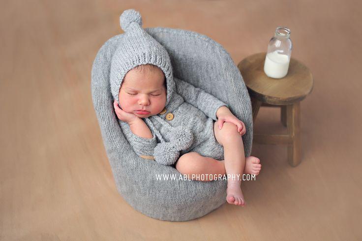 Grey newborn props grey newborn chair posing pod newborn pictures creative newborn ideas