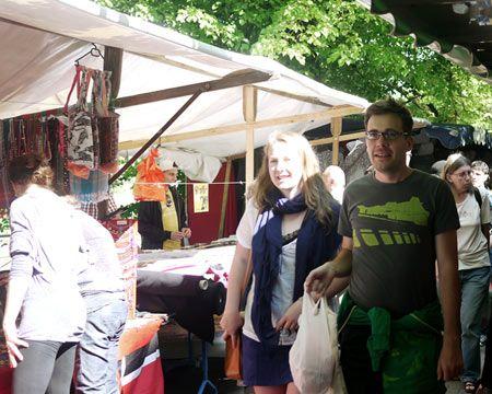 Türkenmarkt BiOriental - Neukölln, Berlin