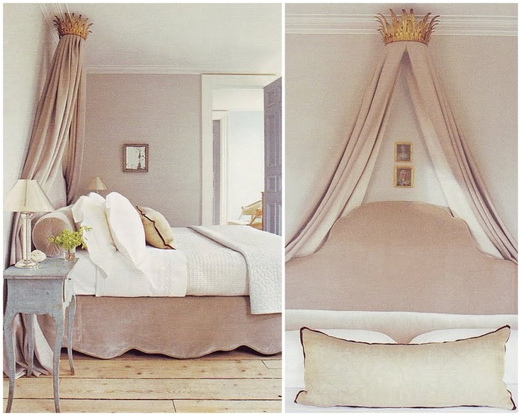 Best Bed Crown Images On Pinterest Beds Bed Crown And - Canopy idea bed crown