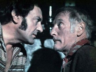 Steptoe and Son. The two main actors reportedly didn't get along which just goes to show their talent as actors. One of the best episodes is where Harold joins an amateur dramatics society and the observation at the type of people you commonly find there is spot on. To be able to take the mick out of their profession, especially when both were thespians just goes to show the natural talent of both men