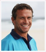 Corey Oliver, Bondi Lifeguard and star of Bondi Rescue