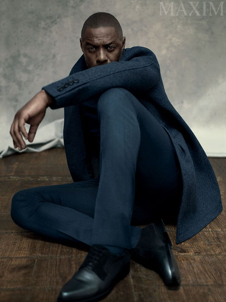 Check Out Idris Elba On the Cover of Maxim's September 2015 Issue | Maxim