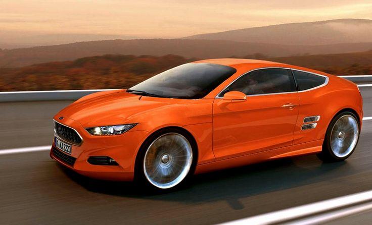 2016 Ford Capri Release date