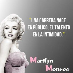 Frases de Marilyn Monroe para Whatsapp | Estados Whatsapp