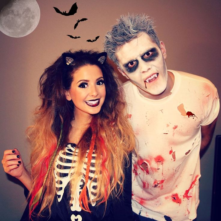 Just love Zoe's Halloween outfit! Love these two aw, how did she do her eye makeup ffs so jealous