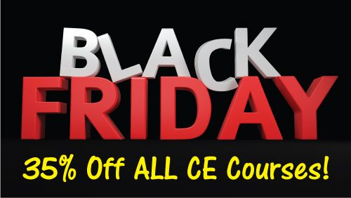 Black Friday SLP Savings - All Courses on Sale - 5 Days Only!