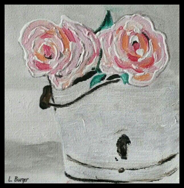 Roses & Enamel