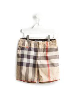 House Check shorts