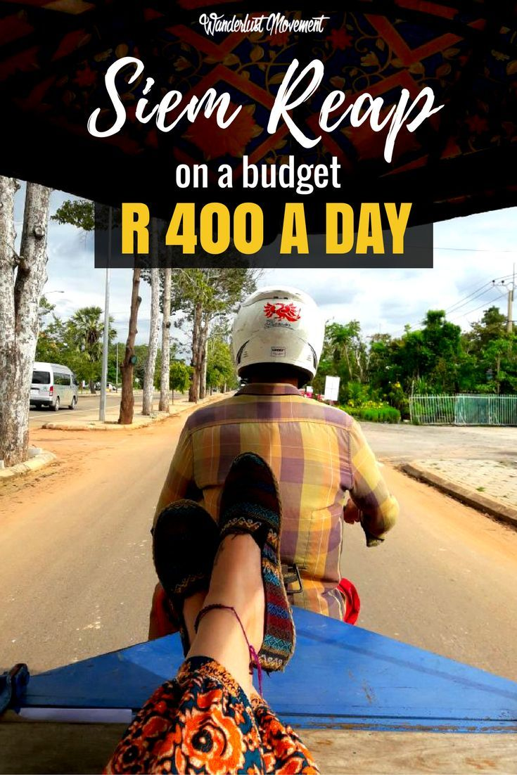 R 400 in 24 Hours: How to Eat, Sleep And Explore Siem Reap On A Budget