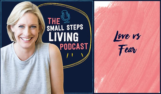 In this episode, Lisa talks about love and fear as two fundamental, motivating emotions. She looks at what authors and speakers like Liz Gilbert and Tony Robbins have said about love and fear, and how tapping into self love can change your life. Check out this episode! Prefer to read?...