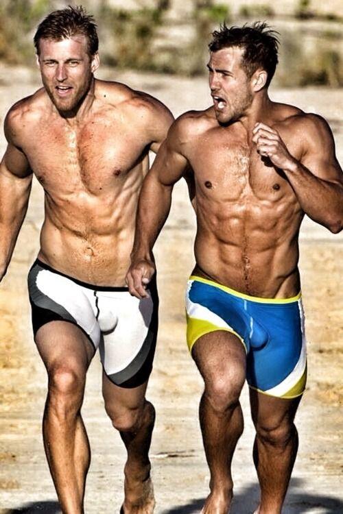 Gay Men In Spandex And Lycra 106