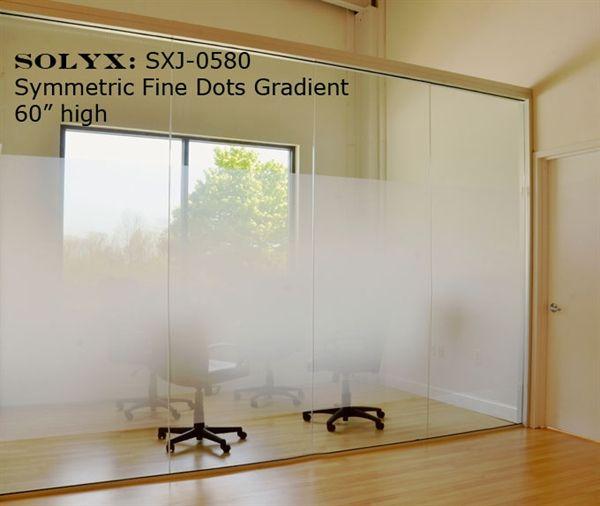 Picture Of Solyx Sxj 0580 Symmetric Fine Dots Gradient