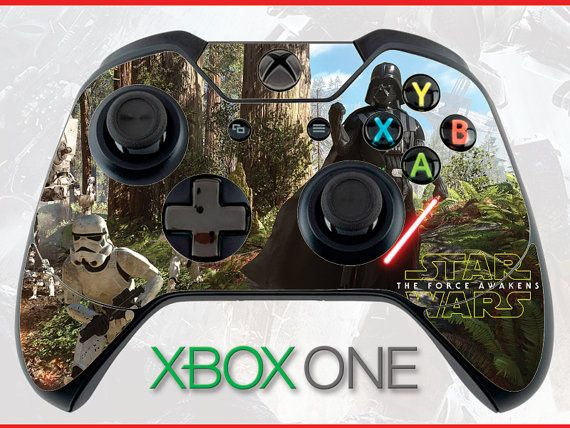 Star Wars Darth Vader Battlefront Xbox One by Decalxtreme on Etsy