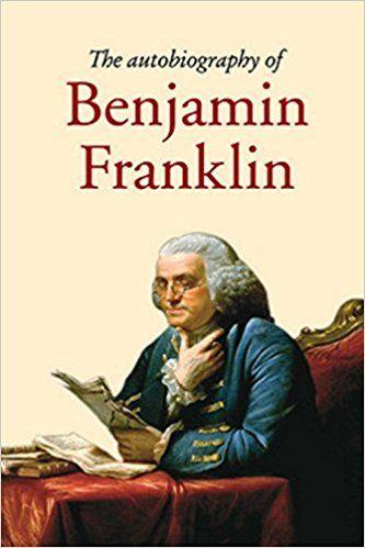 Image result for Autobiography of Benjamin Franklin