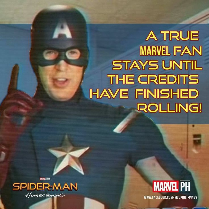 i had a love hate relationship to the last credit scene in Spider-Man Homecoming LOL