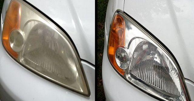 Si tienes las ópticas de tu vehículo amarillas y opacas, no dejes de leer este artículo, donde te damos a conocer un truco que te d...