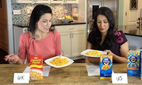Kraft Macaroni & Cheese chemical additives targeted by food bloggers | Business | The Guardian  mac and cheese: Vani Hari and Lisa Leake are campaigning against the additives Kraft uses in its mac'n'cheese dinners in the US. Photograph: Courtesy of Vani Hari