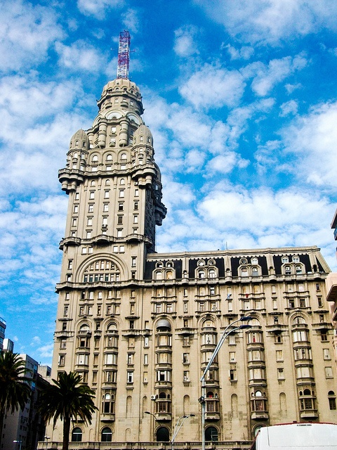 #architecture #Uruguay #Montevideo #clouds #awesome DSCF2150 by FotografiArte :), via Flickr