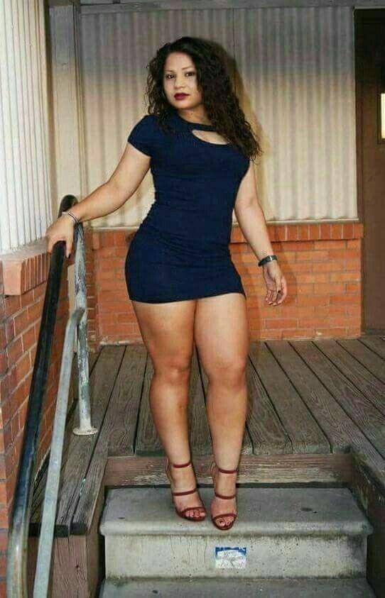 пышные ножки женщин