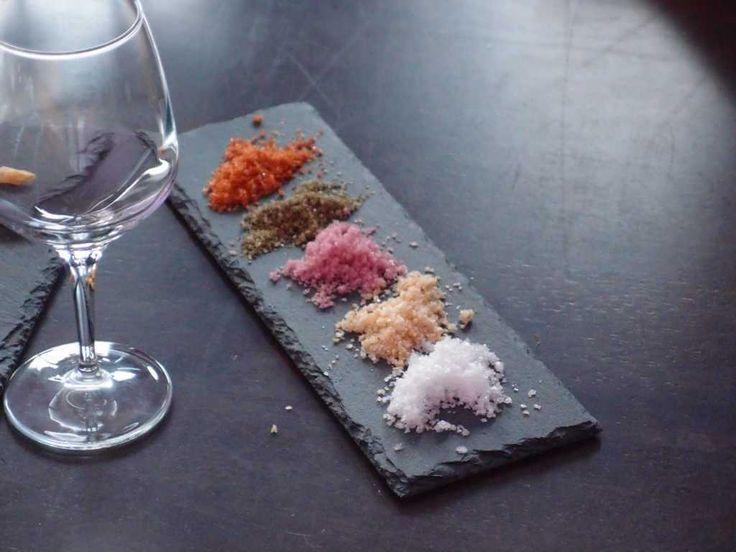 Die geschmackliche Steigerung von Meersalz ist die Salzblüte Flor de Sal. I#ausflug  #lapalma