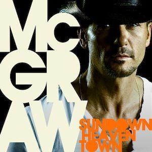 tim mcgraw sundown heaven town album cover