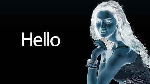 Stare at the colored dots on the girl's nose in the photo above for 30 seconds. Then look at a white surface and start blinking.   23 Totally Mind-Shattering Optical Illusions