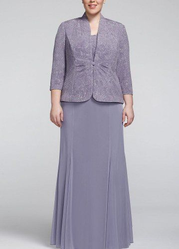 Plus Size 3/4 Sleeve Long Jacquard Jacket Dress Heaven David's Bridal,http://www.amazon.com/dp/B00B5SX2Q0/ref=cm_sw_r_pi_dp_-b0mtb0PNQQDGS00