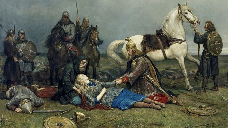 DNA proves fearsome Viking warrior was a woman.  High-ranking fighter was long assumed to be male